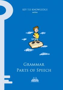 Grammar Parts of speech cover
